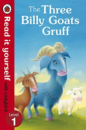 Read It Yourself the Three Billy Goats Gruff (Read It Yourself with Ladybird. Level (First Grade Halloween Math Centers)