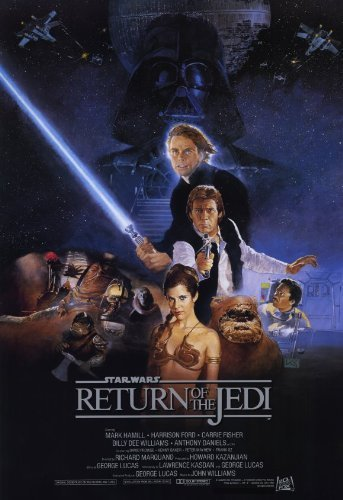 Return of the Jedi POSTER Movie (11 x 17 Inches - 28cm x 44cm) (1983)
