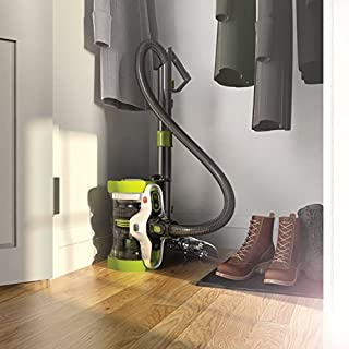 HOOVER Air Revolve Multi Position Bagless Corded Canister Vacuum - storing