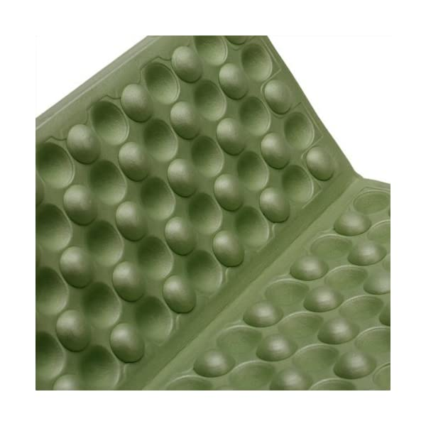 Omeny Outdoor schiuma giardino di campeggio pieghevole sedile impermeabile cuscino per sedia Pad (verde) 2 spesavip