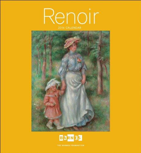 Renoir 2014 Calendar