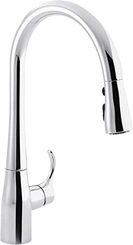 KOHLER Simplice Single-Hole Pull-down