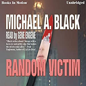 Random Victim Audiobook