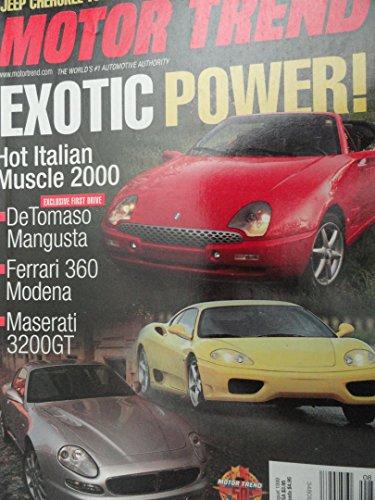 1999 Jeep Cherokee / 1999 Nissan Xterra / 1999 Audi A8 / 1999 Cadillac Seville / 1999 Infiniti Q45 / 1999 Jaguar XJ8 / 1999 Lexus LS 400 / 2000 Mitsubishi Eclipse / 2000 Lincoln LS Road Test