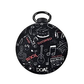 boAt Stone 260 Portable Bluetooth Speakers (Charcoal Black) 51u8VLsGP1L