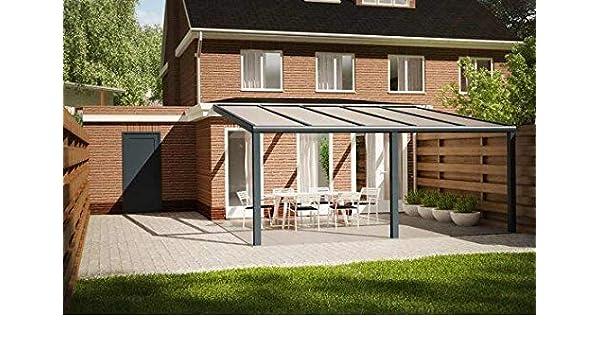 Cubierta para terraza de aluminio 506x400 Veranda COMFORTLINE ...