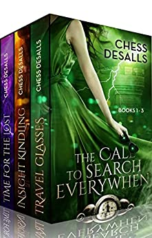 The Call to Search Everywhen Box Set: The Call to Search Everywhen, Books 1 - 3 by [Desalls, Chess]