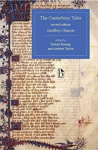 The Canterbury Tales (Geoffrey Canada)