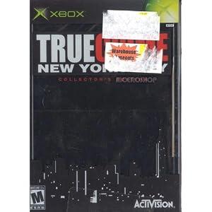 True Crime New York City Collectors Edition - Xbox (Collector's)