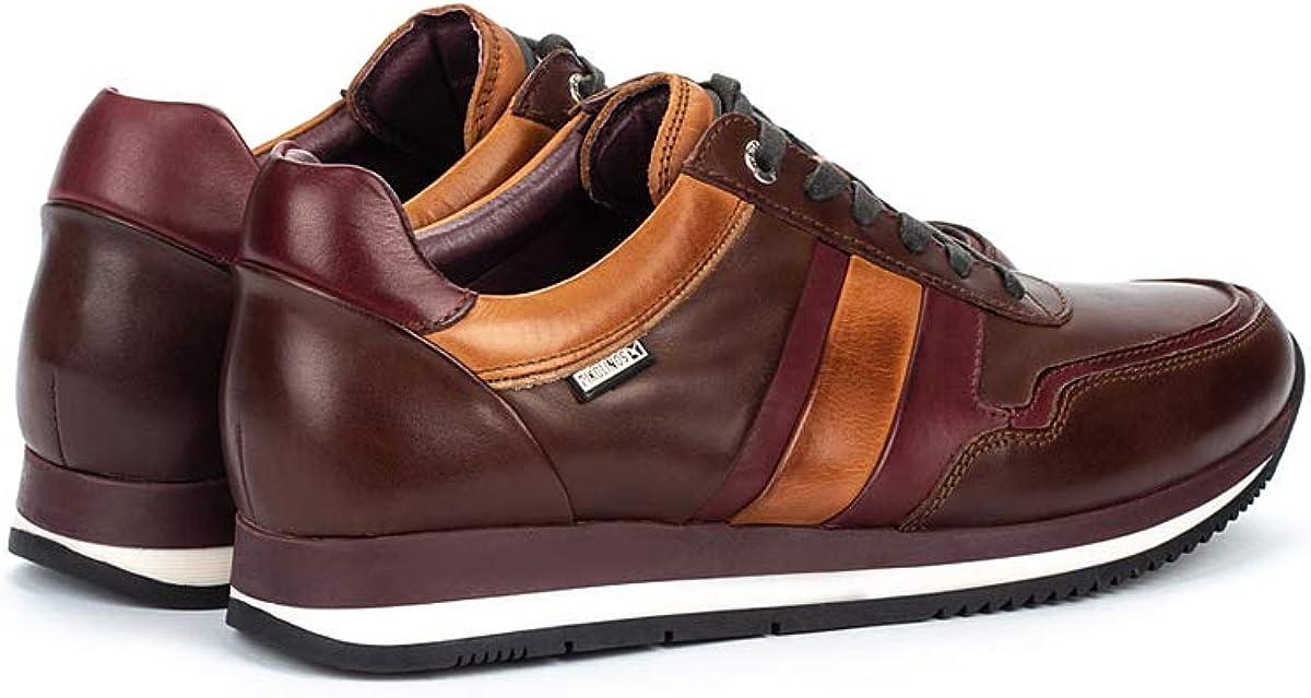 PIKOLINOS Men's Palermo M3H-6215 Sneaker Olmo