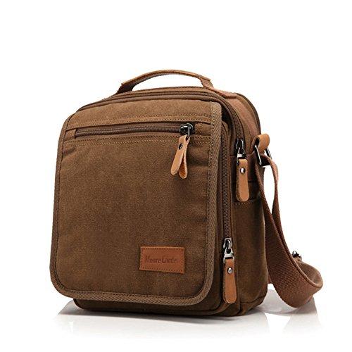 B lona B bolsa casualIpadpaquete moda de la mochila hombre hombro de de hombres Niño los Paquete de Bolsos diagonal PT4wqRfU