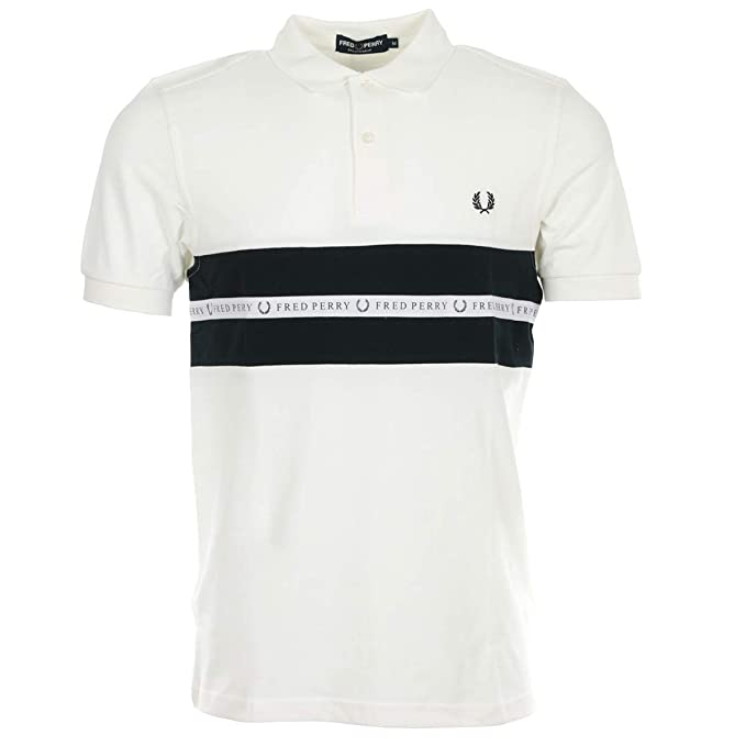 Fred Perry - Polo Hombre Manga Corta 4211 129: Amazon.es: Ropa y ...