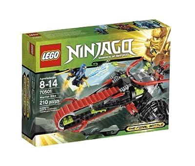 Lego Ninjago Warrior Bike 70501 by LEGO