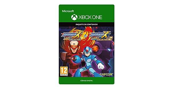 Mega Man X Legacy Collection 1 & 2 Bundle - Xbox One - Código de ...