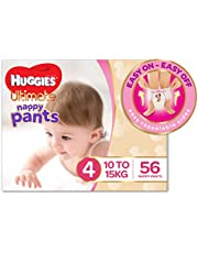 Save up to 30% on select Huggies Nappy Pants. Discount applied in price displayed.