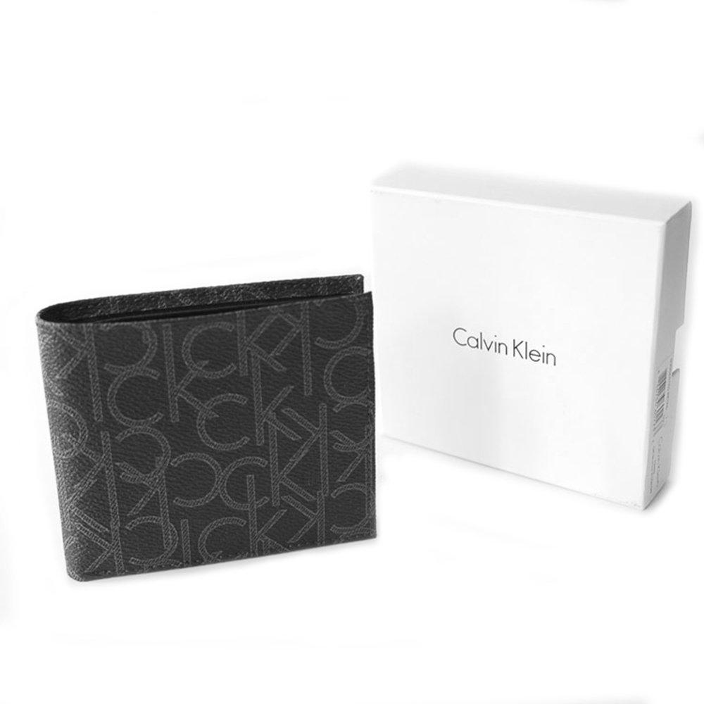 Amazon.com: Calvin 79463 Klein - Cartera de piel con ...