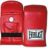 Everlast 4306 Leather Training Bag Gloves, Small/Medium