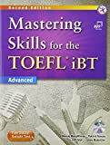 img - for Mastering Skills for the TOEFL iBT, 2nd Edition Advanced Combined Book & MP3 CD book / textbook / text book