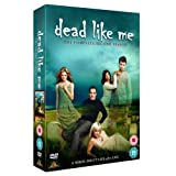 Dead Like Me the complete second season by Ellen Muth