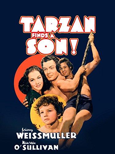 Tarzan Finds a Son! (1939) (Baby Boys Movie)