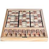PP-NEST Wooden Sudoku Board Games SD-01