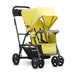 The new Caboose Ultralight Graphite is the most lightweight, compact and efficient double stroller. Designed for two children of different ages, it is preferred by parents for its practicality. With new upgraded features and an even lighter f...