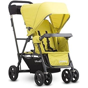 Amazon Com Joovy Caboose Ultralight Graphite Stroller