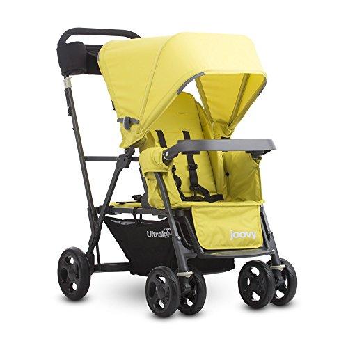 Price comparison product image Joovy Caboose Ultralight Graphite Stroller,  Citron