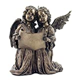 Singing Angels, Cold Cast Bronze, Statue Figurine