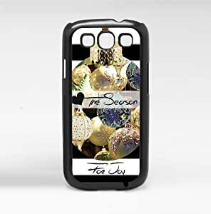 Christmas Ornament- The Season for Joy Phone Case (Galaxy s3 sIII)