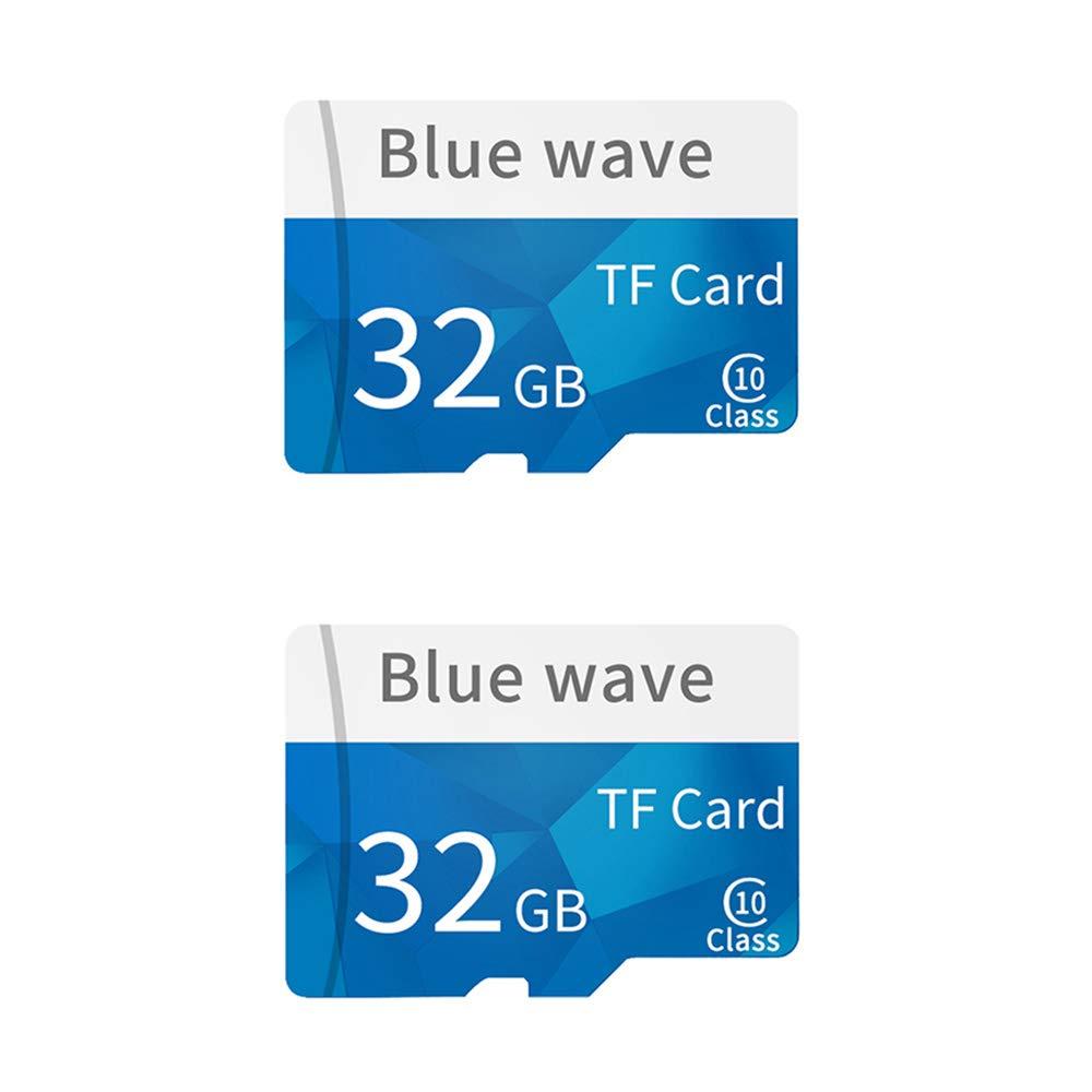2 Tarjetas de Memoria 32G