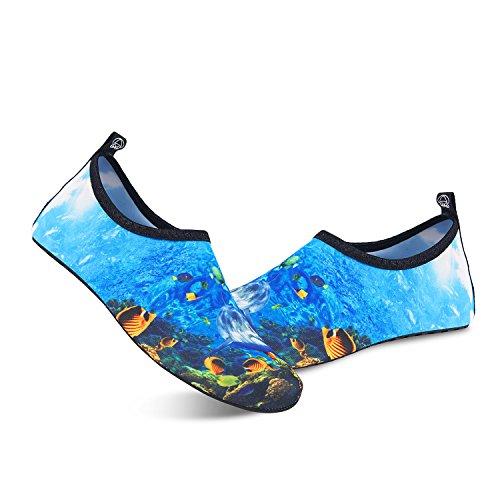 Da Immersione Scarpe Undersea Donna Iceunicorn Shark H7PpqFFw