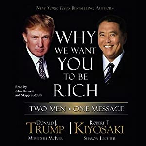 Why We Want You to Be Rich Hörbuch