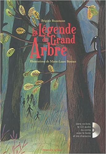 Livres La Légende du Grand Arbre (1CD audio) pdf, epub ebook