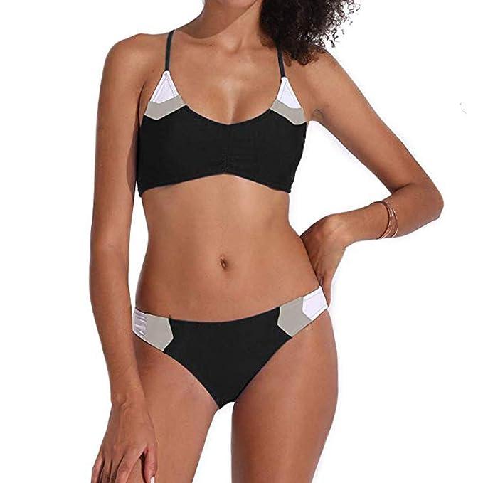 TIFIY Bikini Brasileno Bikini Mujer Push Up Bikini