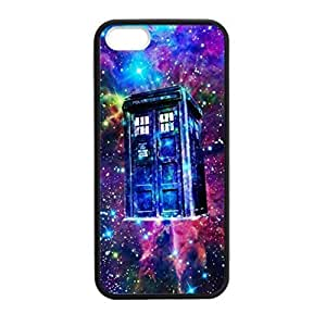 Custom Doctor Who Hard Cover Case Cover for iPhone 5 5s case