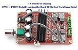 US TDA3116 2100W High-Power Digital Amplifier Board TPA3116 Dual Track 12-24V