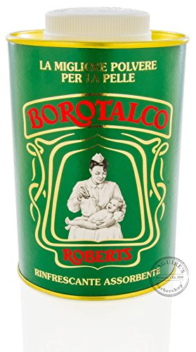 Robert's Borotalco Body Powder, 17.5 oz
