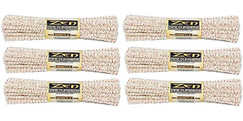 Zen Bundles Zen Pipe Cleaners Hard Bristle, 264 Count