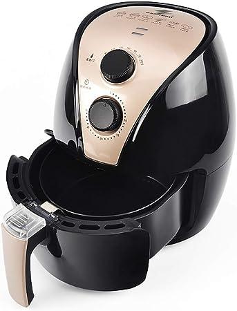 Freidora de aire, freidora eléctrica con pantalla táctil inteligente para el hogar sin humo de aceite y fábrica de máquinas para freír papas de gran capacidad [Clase energética A]: Amazon.es: Hogar