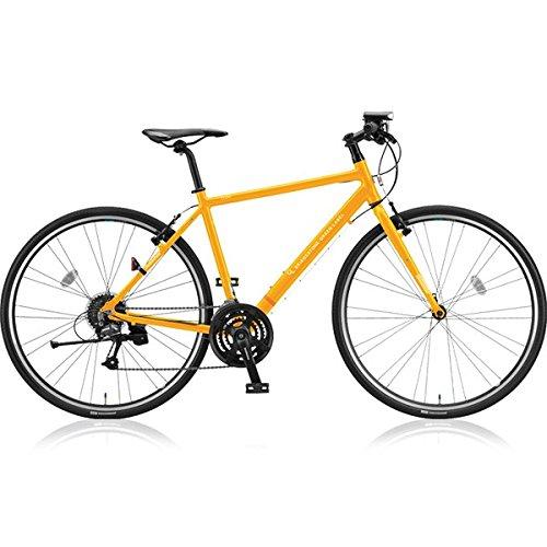 ブリヂストングリーンレーベル(BRIDGESTONE GREEN LABEL) クロスバイク CYLVA(シルヴァ) F24 VF2449 E.Xヨークオレンジ 490mm B076DVCRDK
