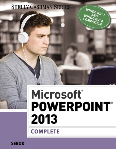 Download Microsoft PowerPoint 2013: Complete (Shelly Cashman Series) Pdf
