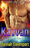 Kavvan (The Azziarin Series Book 7)