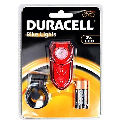 Duracell Rear Light C-3Led