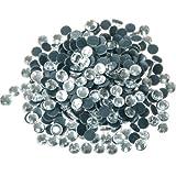 x AA Grade Crystal Hotfix Rhinestone Diamante Gems Size SS10 (2.8-3mm) by Diamante Me