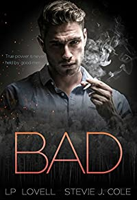 Bad by LP Lovell ebook deal