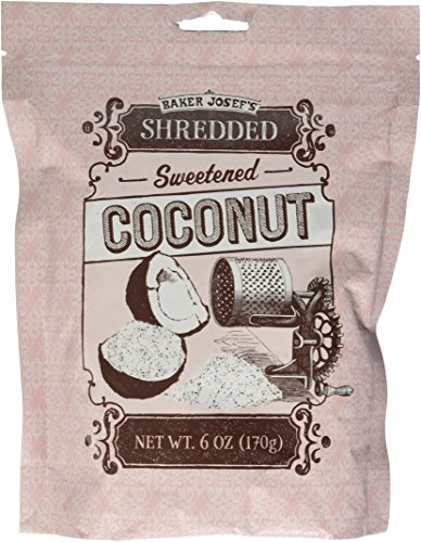 Trader Joes Shredded Sweetened Coconut