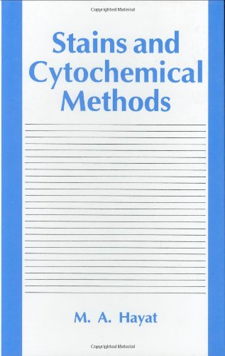Stains and Cytochemical Methods (The Language of Science) by Springer