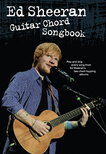Ed Sheeran Guitar Chord Songbook - Kindle edition by Wise ...