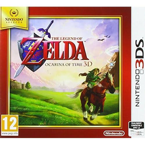 chollos oferta descuentos barato The Legend Of Zelda Ocarina Of Time 3D Nintendo Selects Importación Francesa